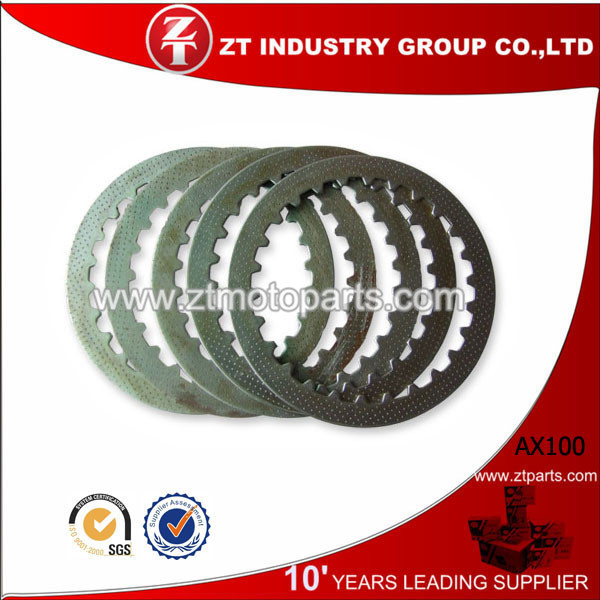 AX100 Clutch Plate Iron