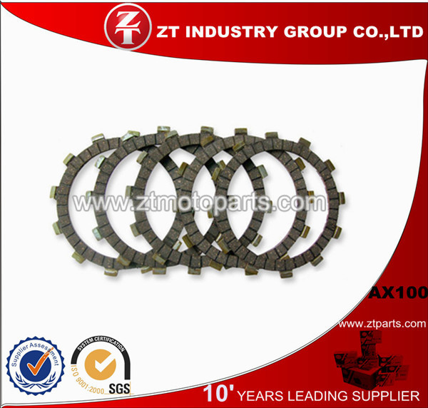 AX100 Clutch Plate or Friction