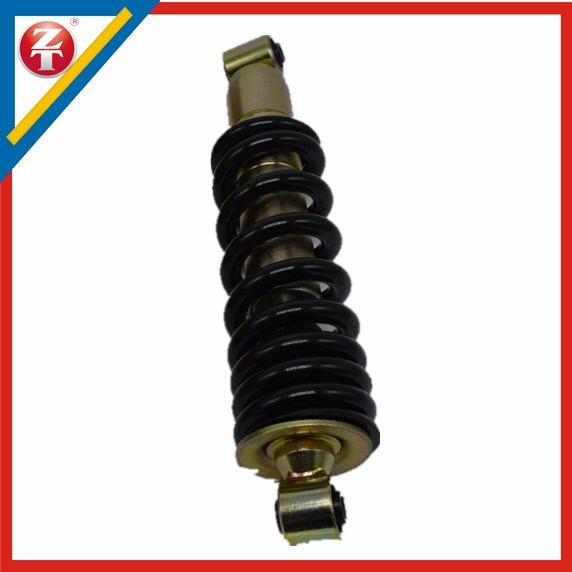 rear shock absorber with gasbag